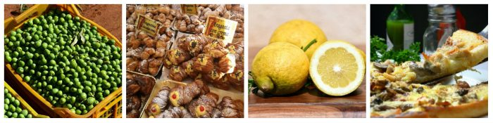 Sicily food specialities