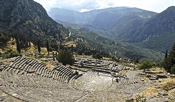 Amphitheatre at Delphi