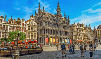Museum of the City of Brussels, Grand Place