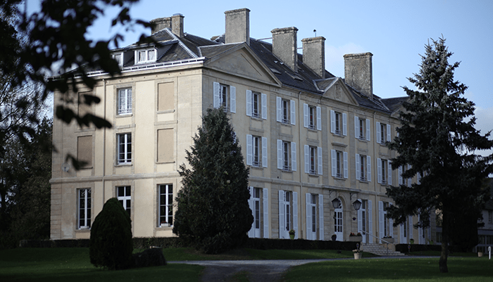 Exterior view of the Château du Molay