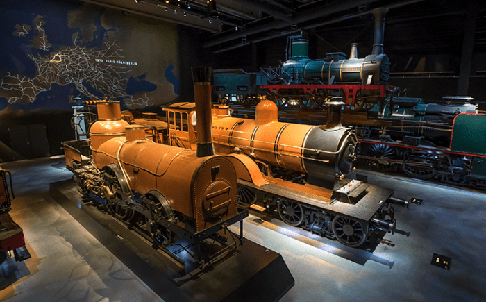 Train World, Visit Brussels