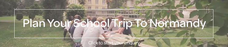 Plan your school trip to Normandy