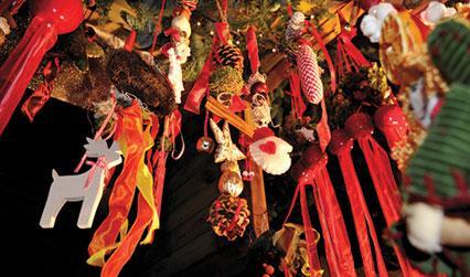 Christmas Market Decorations