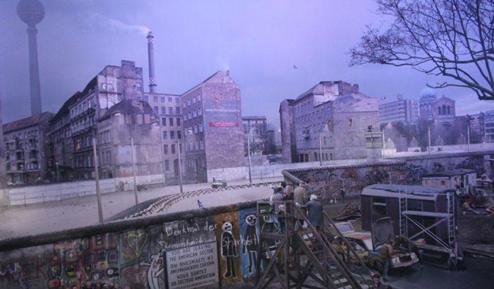 Asisi Panorama, Berlin