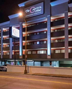 Image displaying the The Capitol Hotel Downtown, Nashville