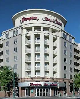 Image displaying the Hampton Inn & Suites Memphis, Beale St.